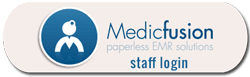Chiropractic Torrance CA Staff Medic Fusion Button