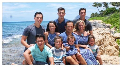 Chiropractor Torrance CA Dr Derek Taylor Family